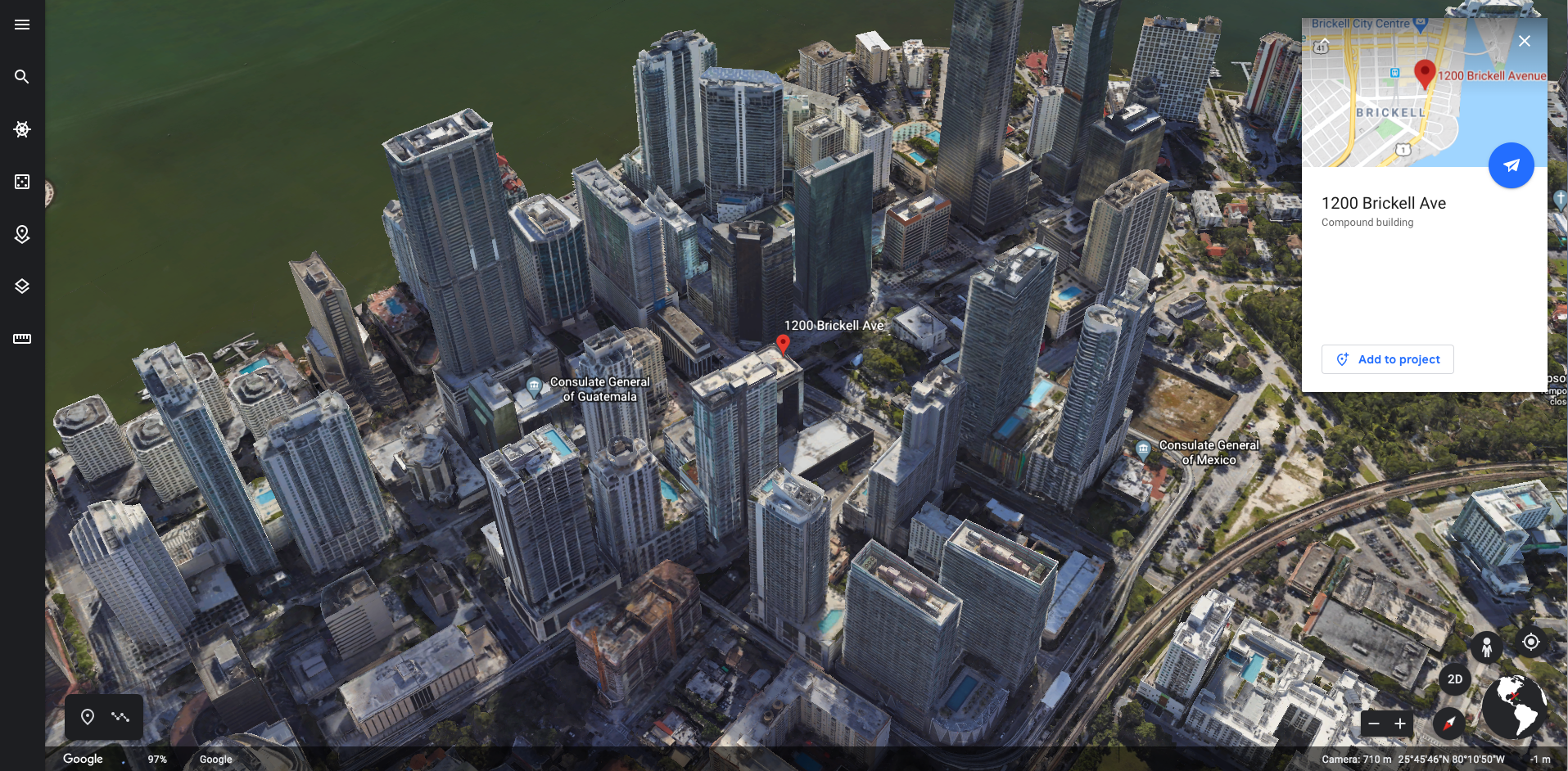 Google_Earth Miami property